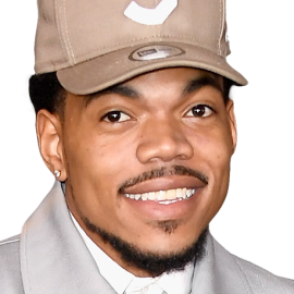 Chance the Rapper Headshot