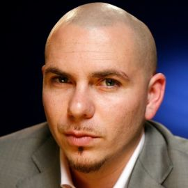 Pitbull Headshot
