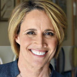 Mary Carillo Headshot