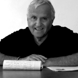 Steve Pieczenik, MD, PhD Headshot