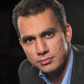 Faisal Saeed Al-Mutar Headshot