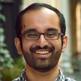 Manik Bhat Headshot