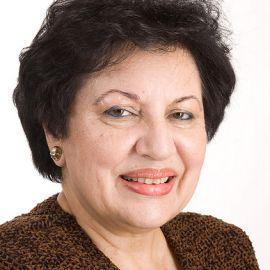 Nasrine Gross Headshot