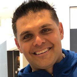 Reza Zadeh Headshot