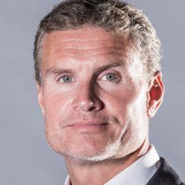 David Coulthard Headshot