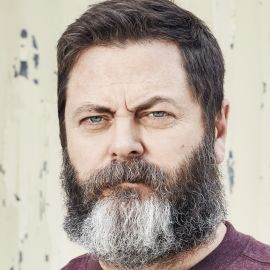 Nick Offerman Headshot