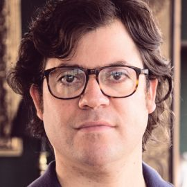 Daniel Pérez Pallares Headshot