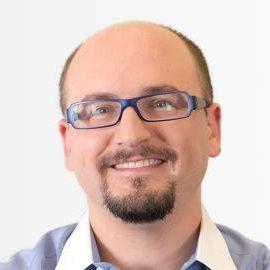 Mark DePristo Headshot
