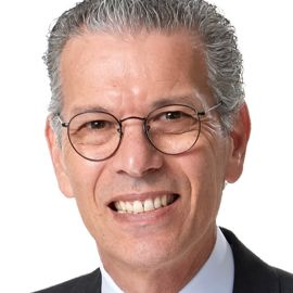 David T. Feinberg Headshot