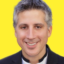 Dr. Oliver Kharraz Headshot