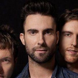 Maroon 5 Headshot