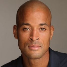David Goggins Headshot