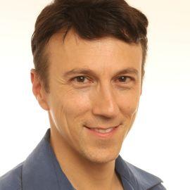 Daniel Kraft, M.D. Headshot