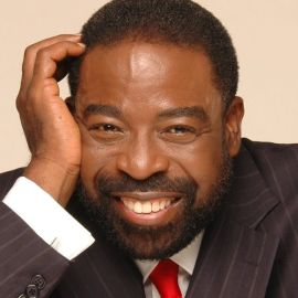 Les Brown Headshot