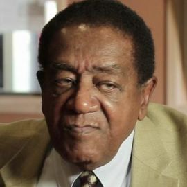 Bobby Seale Headshot