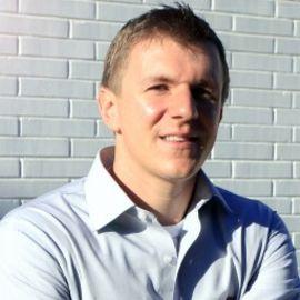 James O'Keefe Headshot
