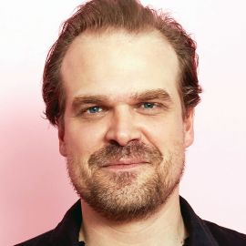 David Harbour Headshot
