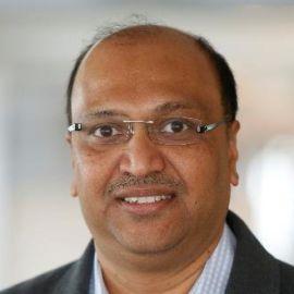 Kishore Durg Headshot