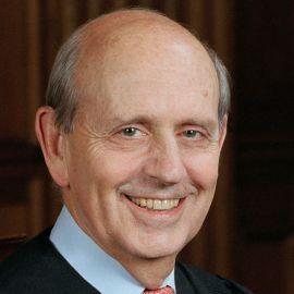 Stephen Breyer Headshot
