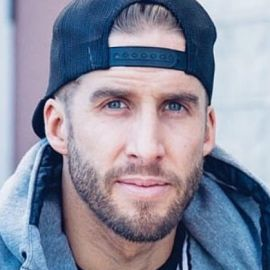 Shawn Booth Headshot
