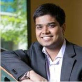 Ankit Jain Headshot
