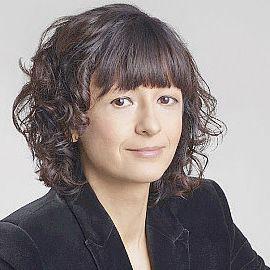 Emmanuelle Charpentier Headshot