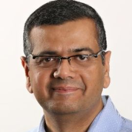 Manish Goyal Headshot