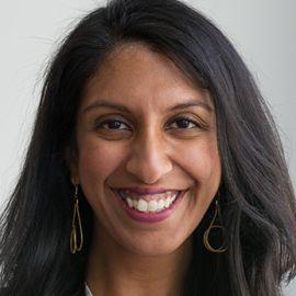 Pooja Bavishi Headshot