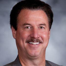 Steve Brennan, Ph.D. Headshot