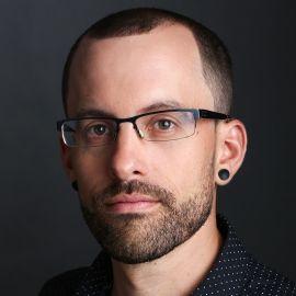 Shane Bauer Headshot