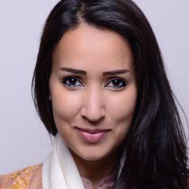 Manal al-Sharif Headshot