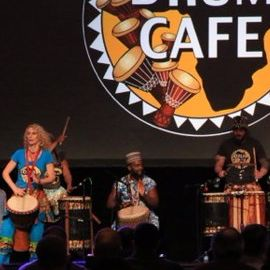 Drum Cafe Headshot