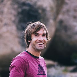 Chris Sharma Headshot