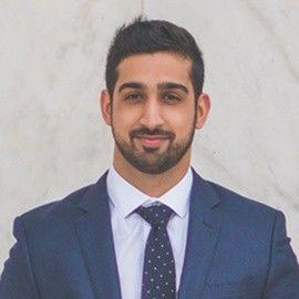 Saud Siddiqui Headshot