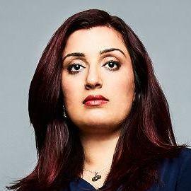 Samra Zafar Headshot