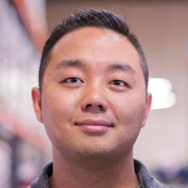 Eugene Kang Headshot