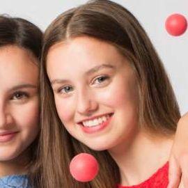 Caroline and Isabel Bercaw Headshot