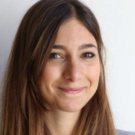 Melanie Masarin Headshot