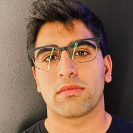 Nik Sharma Headshot