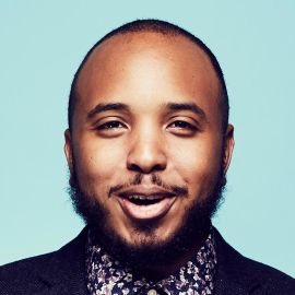 Justin Simien Headshot