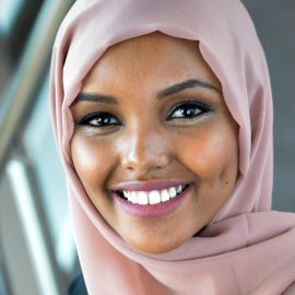 Halima Aden Headshot
