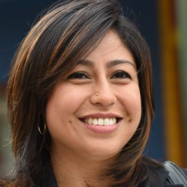 Cristina Jiménez Moreta Headshot
