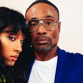 MJ Rodriguez & Billy Porter Headshot