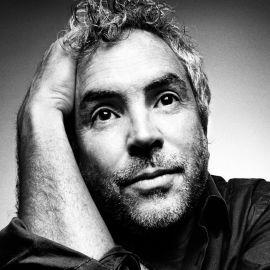 Alfonso Cuarón Headshot