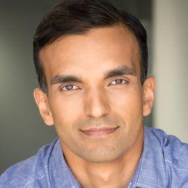 Sanjay Raja Headshot