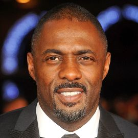 Idris Elba Headshot
