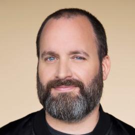 Tom Segura Headshot