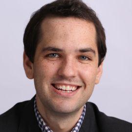 Ezra Levin Headshot