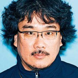 Bong Joon-ho Headshot