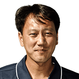 Michael Chang Headshot